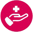 medical care protection icon