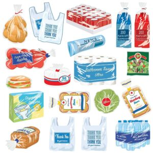 Food and Products That Are Wrapped In Recyclable Flexible Plastic