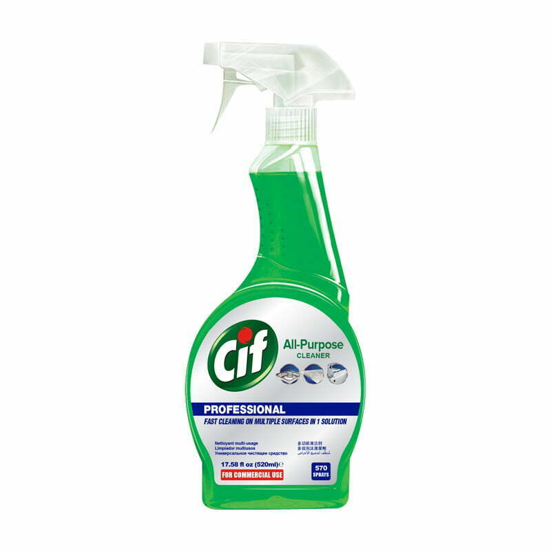 CIF All Purpose Cleaner Spray 520ml