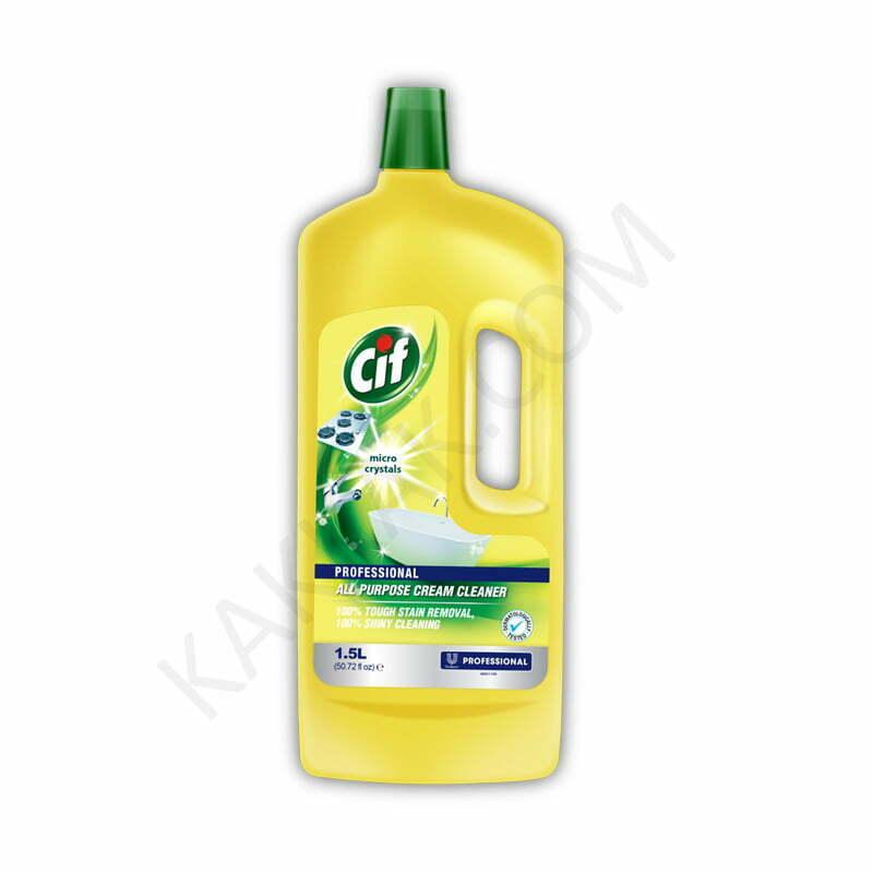 CIF Cream Cleaner Lemon 1.5L