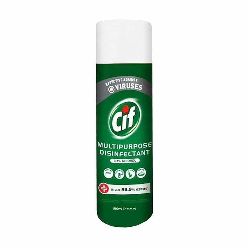 CIF Multipurpose Disinfectant Spray 500ml
