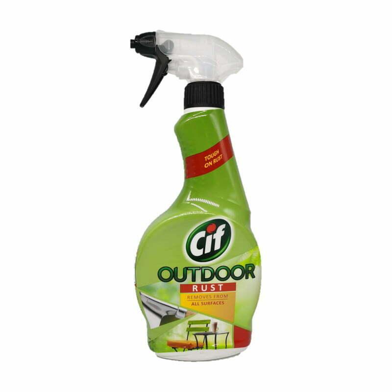 CIF Outdoor Spray Rust 450ml