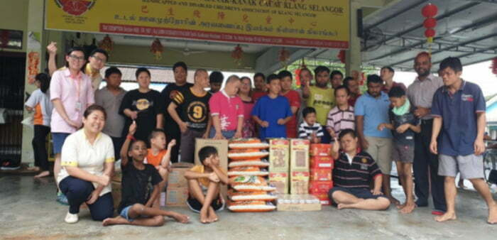 Handicapped and Disabled Childrens Association of Klang