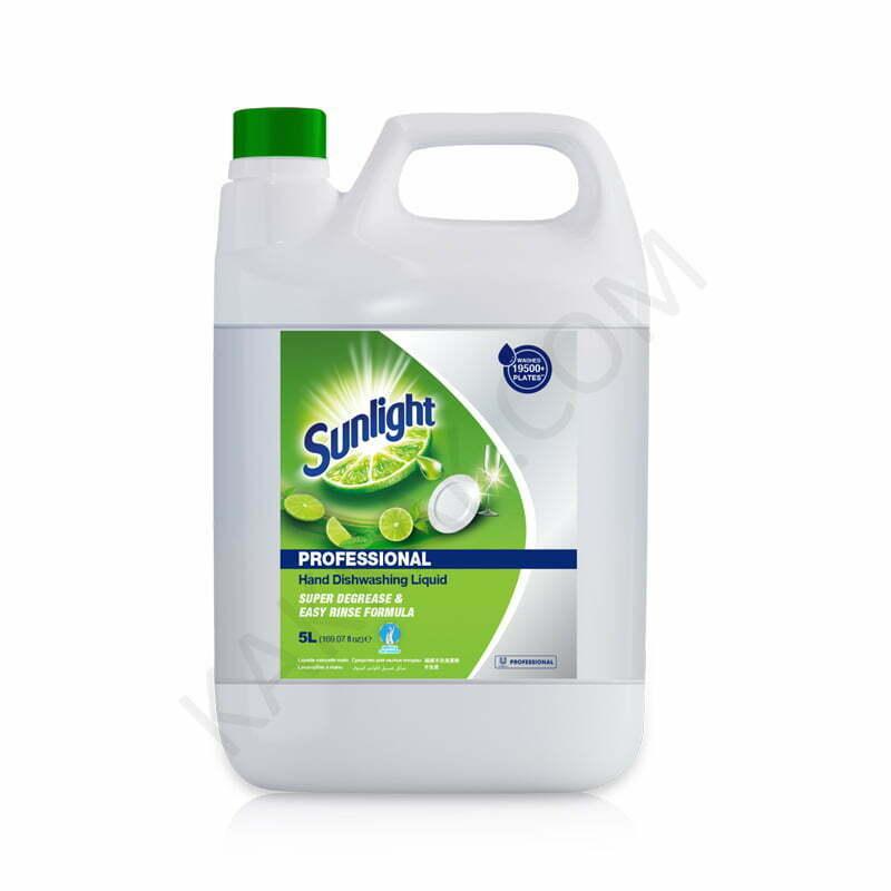 SUNLIGHT Pro Dishwash (Refill) Lime 5L